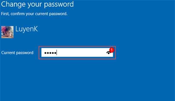 Hướng dẫn chi tiết cách cài mật khẩu máy tính win 10 an toàn
