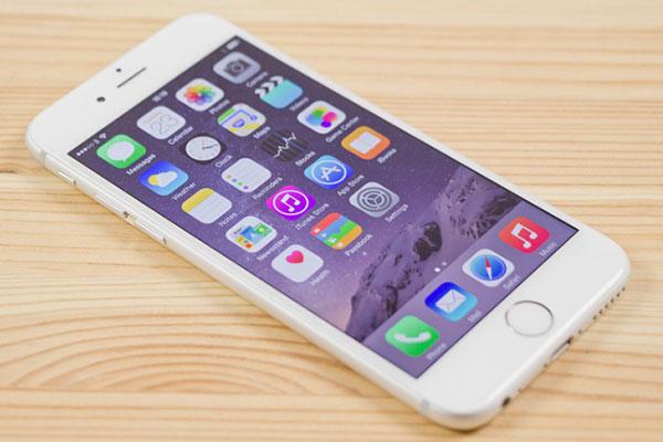 Cách xử lí màn hình iphone bị đỏ
