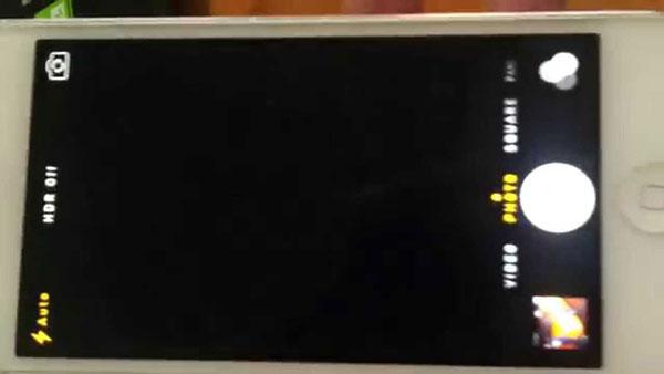 Camera iPhone bị đen. Bạn phải làm gì?