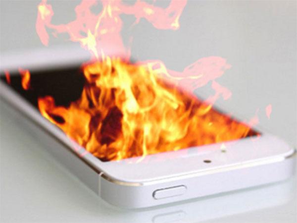 Giải thích hiện tượng iPhone bị nóng và nhanh hết pin