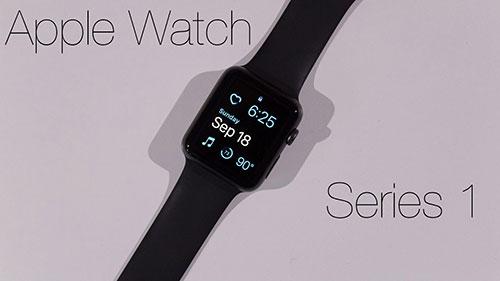 Apple watch seri 1