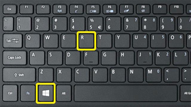 Cách khắc phục lỗi bàn phím trên win 10 đảm bảo thành công