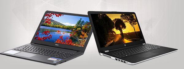 So sánh nhanh chi tiết laptop Dell inspiron-n3567 và HP 15-bs586TX
