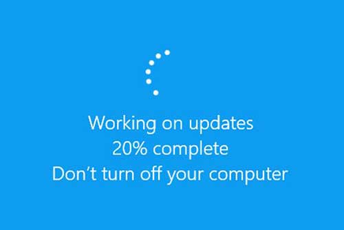Máy tính chạy chậm